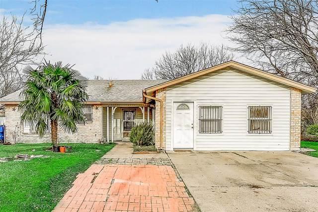1521 Oakbrook Court, Lancaster, TX 75134 (MLS #14266113) :: Van Poole Properties Group