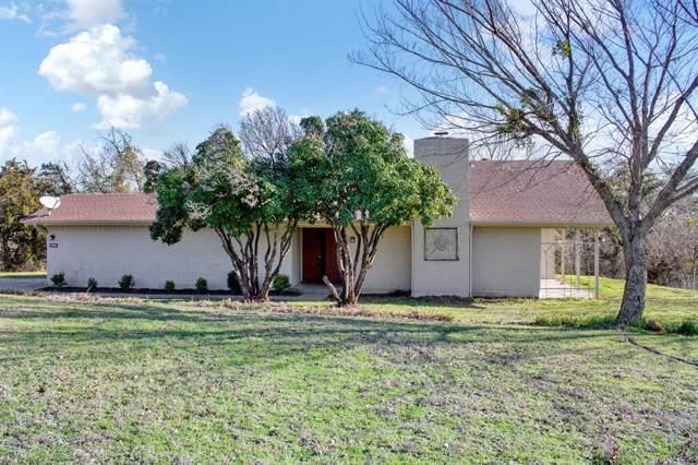 124 Vista Drive, Willow Park, TX 76087 (MLS #14266115) :: NewHomePrograms.com LLC