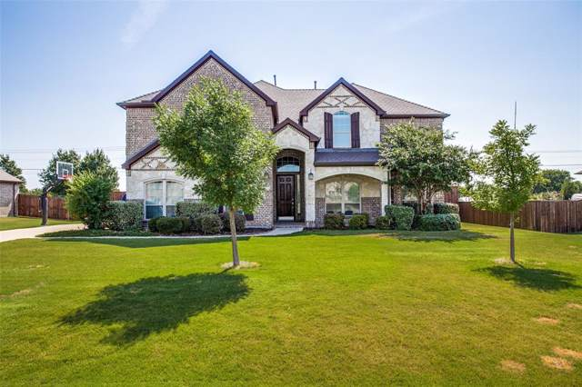 1809 Doves Landing Lane, Wylie, TX 75098 (MLS #14266120) :: The Chad Smith Team