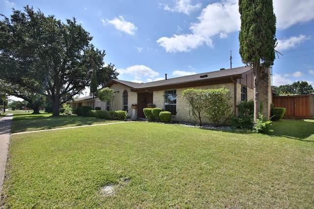 3634 Hillsdale Lane, Garland, TX 75042 (MLS #14266122) :: The Kimberly Davis Group