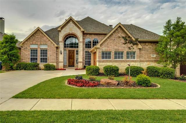 2207 Frio Drive, Keller, TX 76248 (MLS #14266123) :: The Chad Smith Team