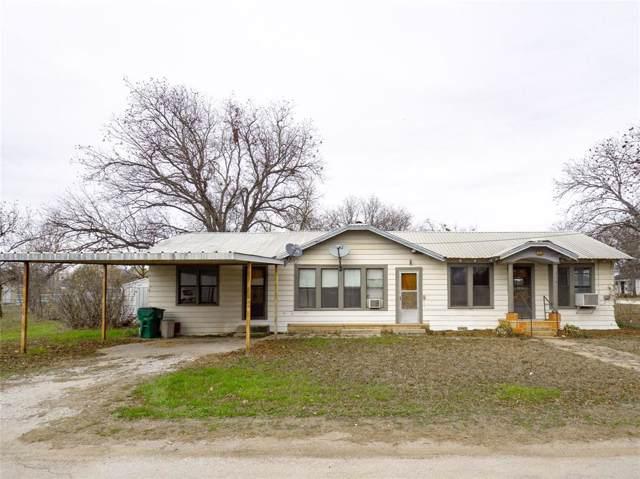 216 E Pecan Street, Bangs, TX 76823 (MLS #14266143) :: The Mauelshagen Group