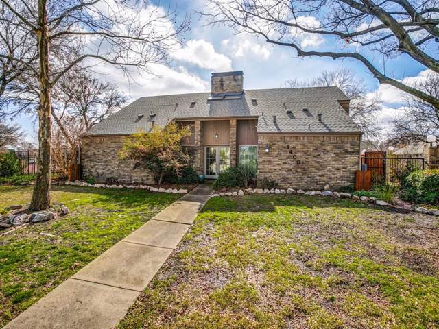 1400 Ginger Court, Plano, TX 75075 (MLS #14266154) :: The Chad Smith Team