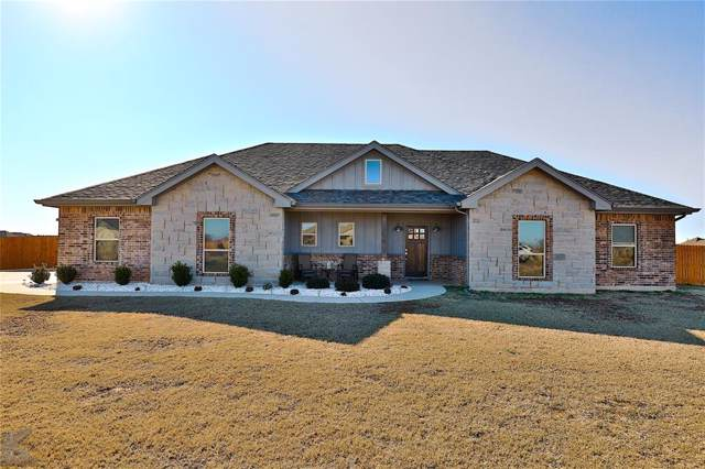 133 Windmill Crossing Road, Ovalo, TX 79541 (MLS #14266157) :: Real Estate By Design