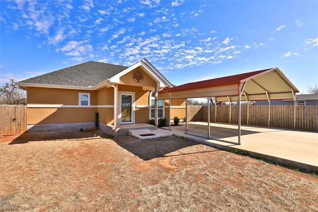 2181 China Street, Abilene, TX 79602 (MLS #14266173) :: Robbins Real Estate Group