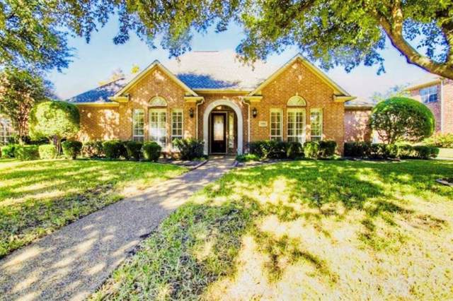 5981 Kensington Drive, Plano, TX 75093 (MLS #14266179) :: The Rhodes Team
