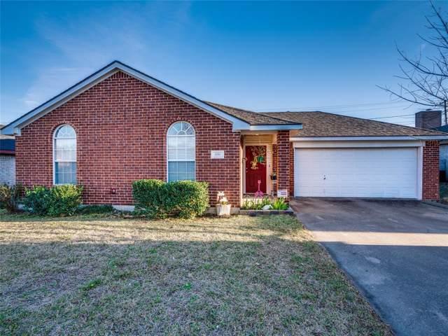 600 Fort Worth Street, Mansfield, TX 76063 (MLS #14266185) :: RE/MAX Pinnacle Group REALTORS