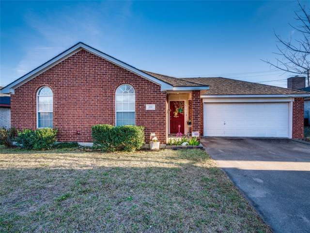 600 Fort Worth Street, Mansfield, TX 76063 (MLS #14266185) :: Century 21 Judge Fite Company