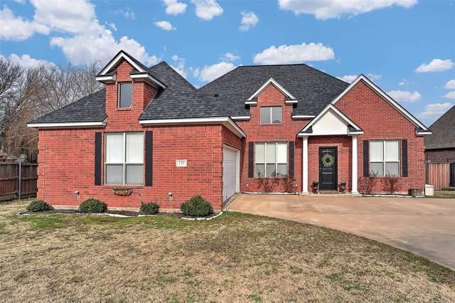 5009 Eagle Ridge Trail, Sherman, TX 75092 (MLS #14266206) :: The Tierny Jordan Network