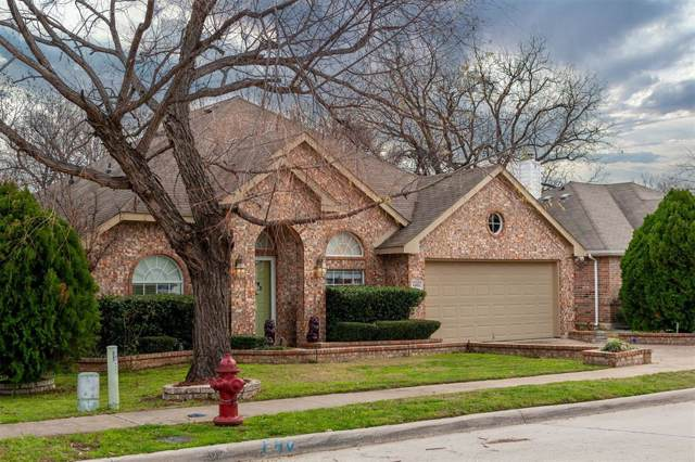 4462 Sharpsburg Drive, Grand Prairie, TX 75052 (MLS #14266210) :: The Tierny Jordan Network
