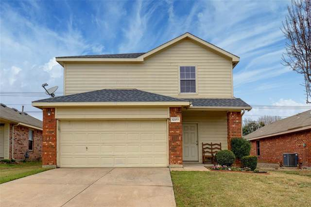 12177 Thicket Bend Drive, Fort Worth, TX 76244 (MLS #14266216) :: The Kimberly Davis Group