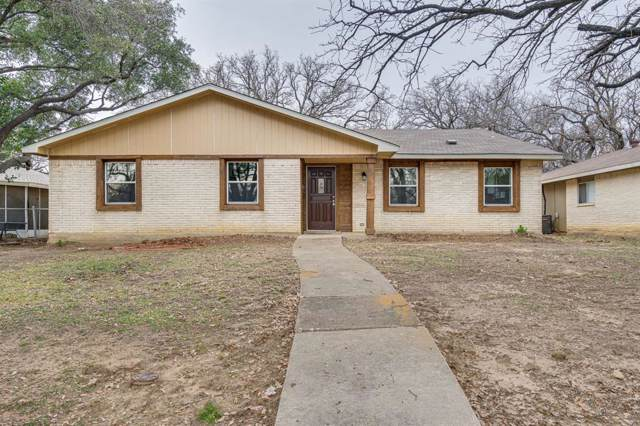 1207 Kingston Drive, Lewisville, TX 75067 (MLS #14266258) :: Hargrove Realty Group