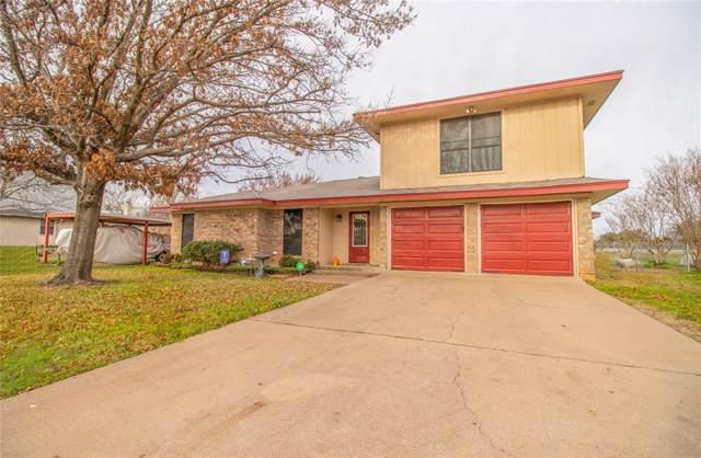 2244 Fame Court, Granbury, TX 76048 (MLS #14266260) :: Vibrant Real Estate