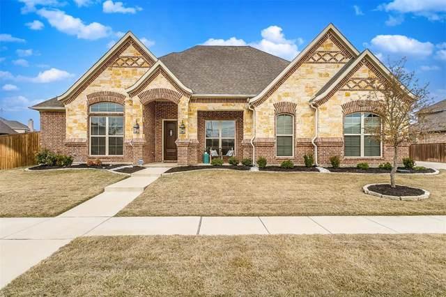 5119 Melia Drive, Arlington, TX 76001 (MLS #14266269) :: The Real Estate Station