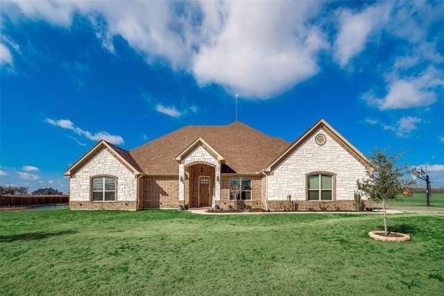 107 Brock Court, Millsap, TX 76066 (MLS #14266272) :: The Mauelshagen Group