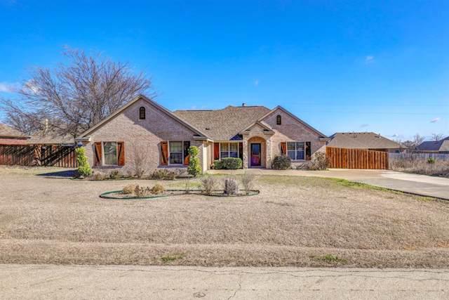 5617 Pinkeys Court, Fort Worth, TX 76126 (MLS #14266289) :: The Good Home Team