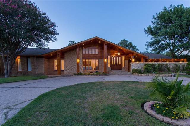 7529 Stonecrest Drive, Dallas, TX 75254 (MLS #14266315) :: The Mitchell Group