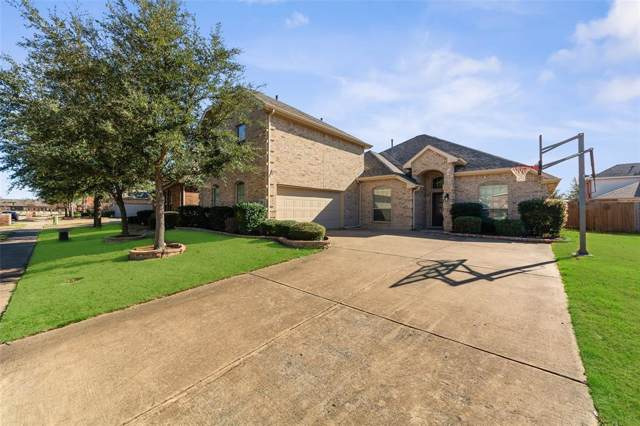 1708 Nestledown Drive, Allen, TX 75002 (MLS #14266318) :: The Kimberly Davis Group