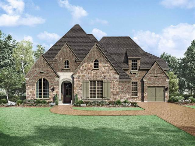 3674 Hamilton Heights Avenue, Frisco, TX 75034 (MLS #14266322) :: The Kimberly Davis Group