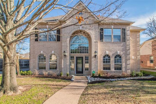 1517 Scot Lane, Keller, TX 76248 (MLS #14266333) :: The Chad Smith Team