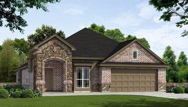 2549 Doe Run, Weatherford, TX 76087 (MLS #14266344) :: The Chad Smith Team