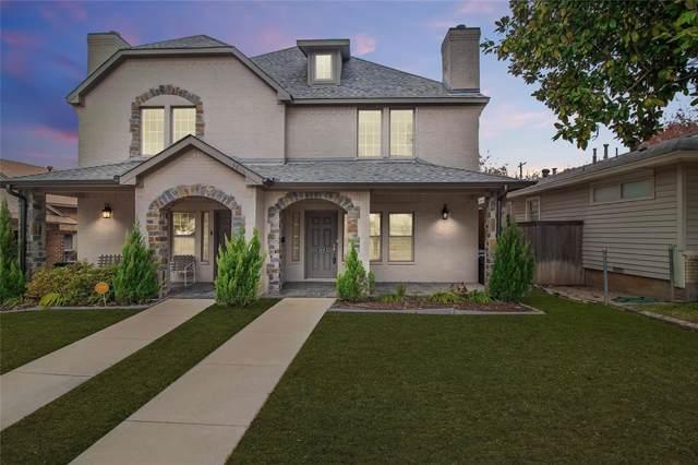 3816 W 7TH Street, Fort Worth, TX 76107 (MLS #14266351) :: Frankie Arthur Real Estate