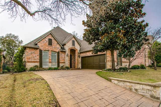1613 Heathermore, Colleyville, TX 76034 (MLS #14266356) :: Lynn Wilson with Keller Williams DFW/Southlake