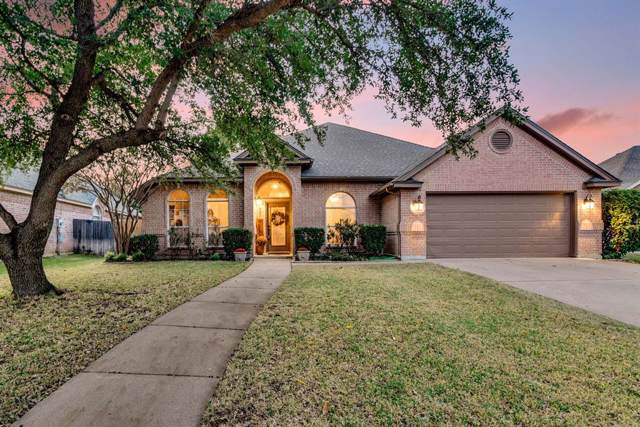 1119 Brook Arbor Drive, Mansfield, TX 76063 (MLS #14266359) :: Century 21 Judge Fite Company