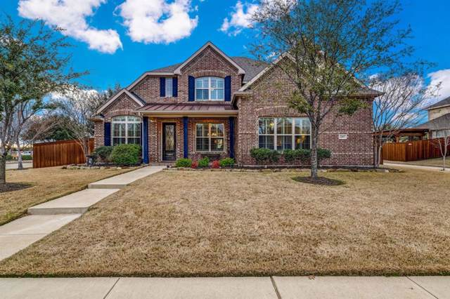 12107 Bryant Drive, Frisco, TX 75033 (MLS #14266364) :: All Cities Realty