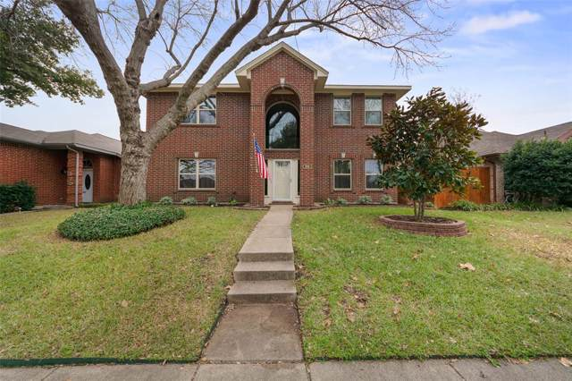 618 Willow Oak Drive, Allen, TX 75002 (MLS #14266365) :: The Kimberly Davis Group