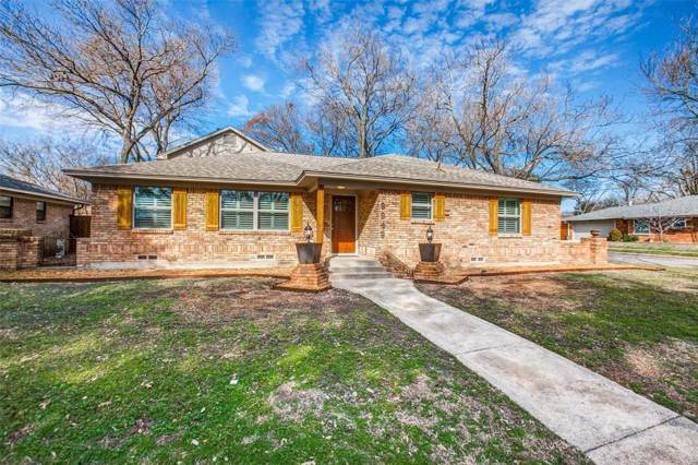 9949 Ridgehaven Drive, Dallas, TX 75238 (MLS #14266366) :: Caine Premier Properties