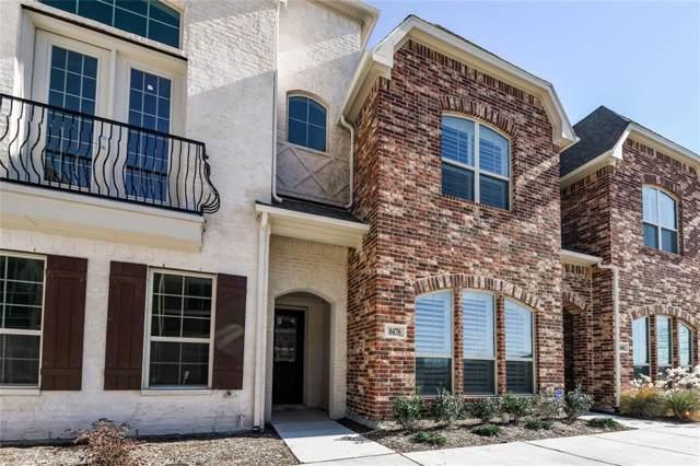 6132 Oglethorpe Street, Frisco, TX 75034 (MLS #14266381) :: The Kimberly Davis Group