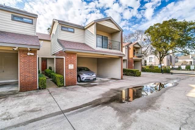5100 Verde Valley Lane #228, Dallas, TX 75254 (MLS #14266391) :: The Hornburg Real Estate Group