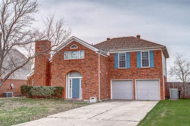 1127 Concord Drive, Mansfield, TX 76063 (MLS #14266397) :: The Tierny Jordan Network