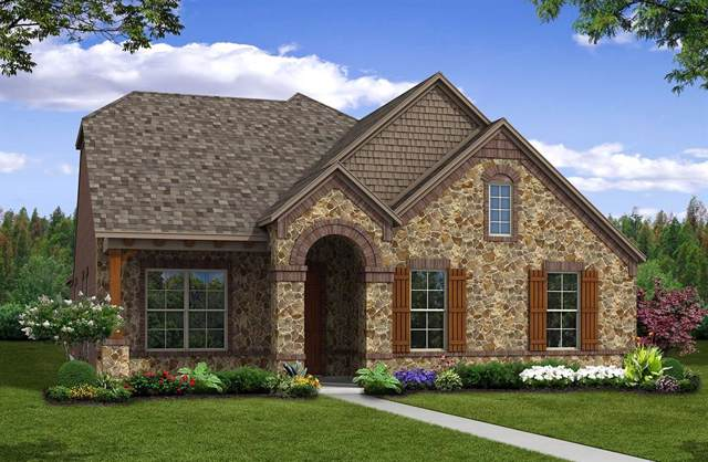 14368 Cottontail Drive, Frisco, TX 75033 (MLS #14266420) :: The Kimberly Davis Group
