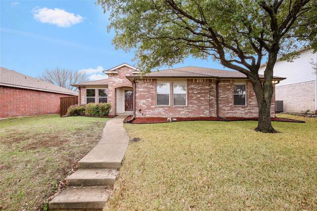 1211 Leeward Lane, Wylie, TX 75098 (MLS #14266423) :: Baldree Home Team