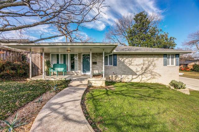 8745 Westfield Drive, Dallas, TX 75243 (MLS #14266439) :: All Cities Realty