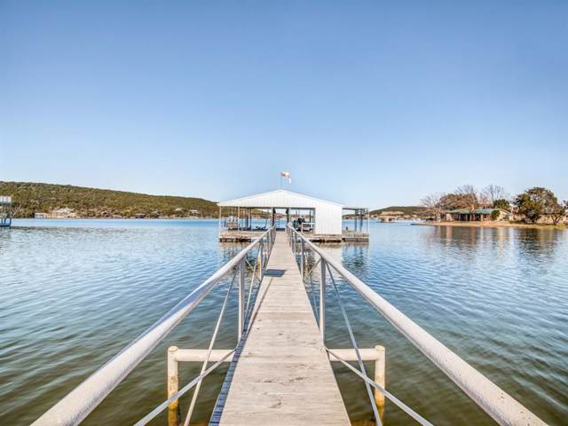 1039 Agarita Circle, Possum Kingdom Lake, TX 76449 (MLS #14266443) :: The Mauelshagen Group