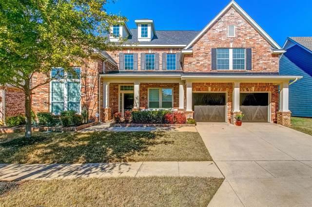 9020 Blanco Drive, Lantana, TX 76226 (MLS #14266444) :: The Kimberly Davis Group