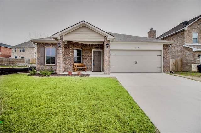 107 Mitchell Street, Terrell, TX 75160 (MLS #14266472) :: The Mauelshagen Group