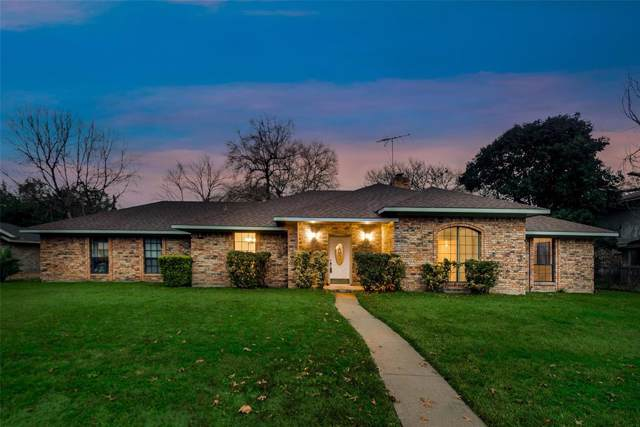 201 Ashe Bend Drive, Rowlett, TX 75087 (MLS #14266476) :: The Real Estate Station