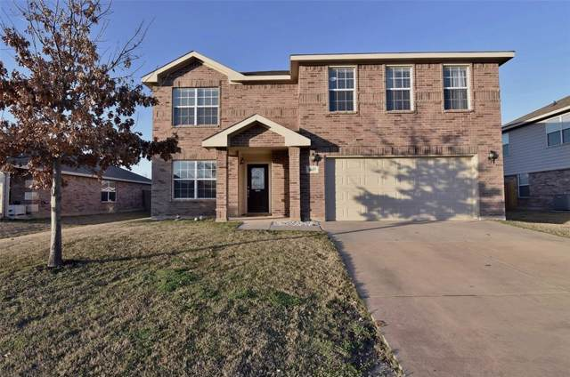 1627 Dream Catcher Way, Krum, TX 76249 (MLS #14266497) :: The Mauelshagen Group
