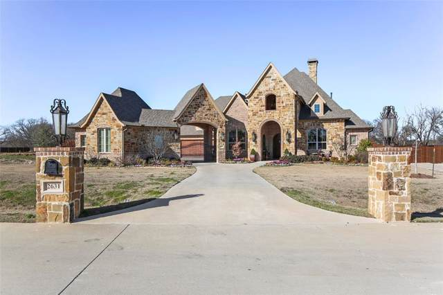 2631 Greenspoint, Prosper, TX 75078 (MLS #14266503) :: Hargrove Realty Group