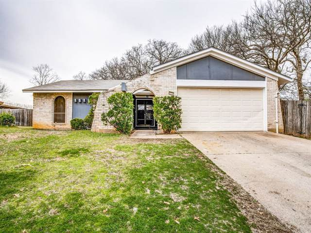 1213 Denton Drive, Euless, TX 76039 (MLS #14266504) :: The Chad Smith Team