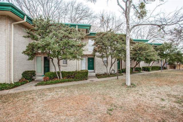 918 S Weatherred Drive, Richardson, TX 75080 (MLS #14266511) :: The Good Home Team