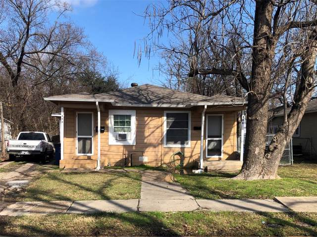 404 Cameron Avenue, Dallas, TX 75223 (MLS #14266521) :: The Kimberly Davis Group