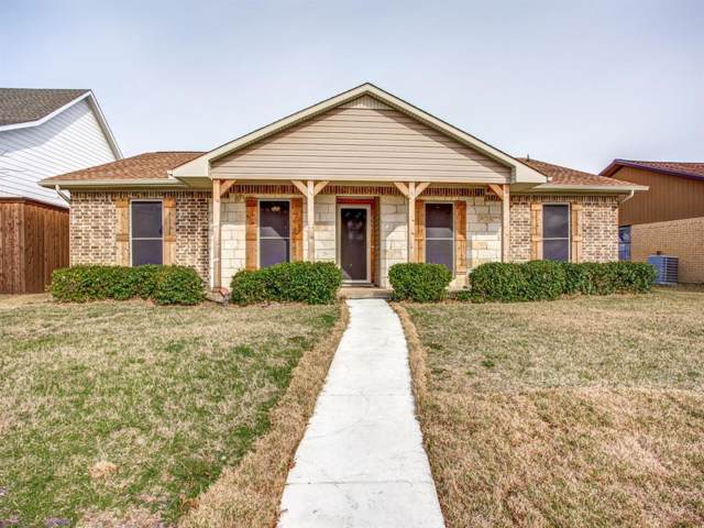 8401 Kensington Drive, Rowlett, TX 75088 (MLS #14266555) :: The Good Home Team