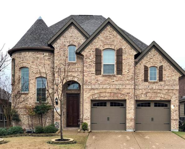 1117 Highgate Road, Forney, TX 75126 (MLS #14266570) :: The Kimberly Davis Group