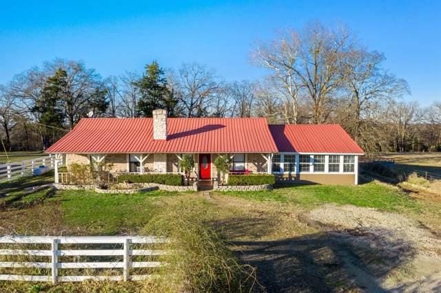 9450 Farm Road 909, Bogata, TX 75417 (MLS #14266579) :: Vibrant Real Estate