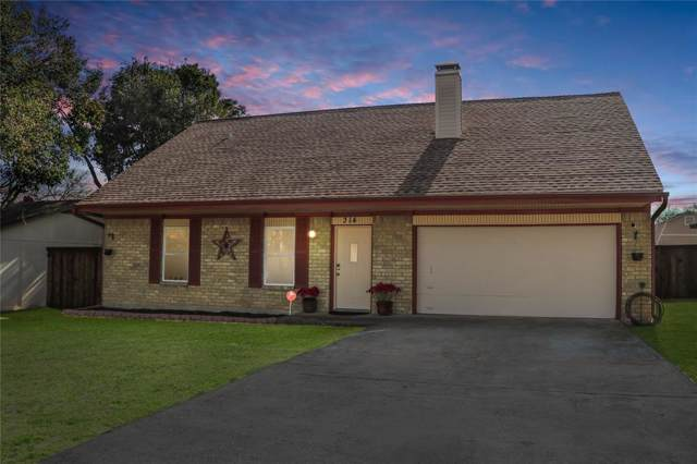 314 Linklea Drive, Duncanville, TX 75137 (MLS #14266585) :: All Cities Realty